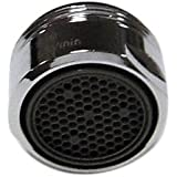 American Standard 066070-0020A Aerator, 2.2gpm/8.3L/min. Max and 15/16-Inch Male Threads, Polished Chrome