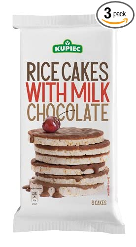 Chocolate covered rice cakes gluten free great for gift baskets 6 chocolate covered rice cakes gluten free great for gift baskets 6 cakes per pack negle Gallery