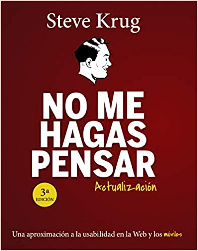 Los mejores libros de copywriting en español: No me hagas pensar