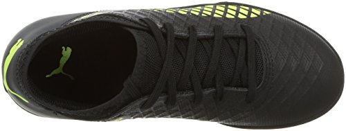 Pictures of PUMA Future 18.4 TT Kids Soccer Shoe Black 2