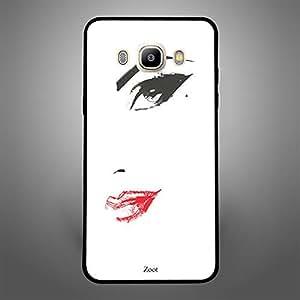 Samsung Galaxy J5 2016 Girl Side Look
