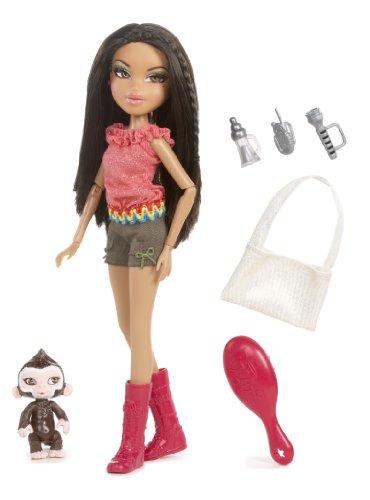Bratz in The Wild Yasmin Doll