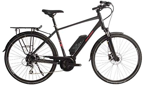 Raleigh Motus Crossbar, Hybrid Electric Bike 2018-46 cm