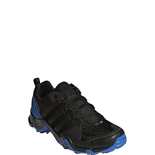 Adidas Outdoor Hommes Terrex Ax2r Chaussure Noir, Noir, Bleu Beauté