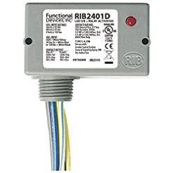 Functional Devices RIB2401D Enclosed Pil...