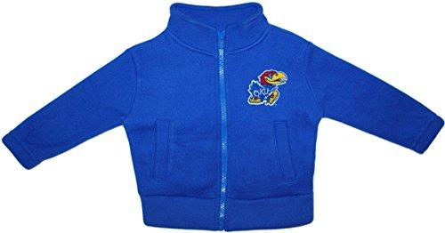 University of Kansas Jay Hawks Baby Polar Fleece Jacket