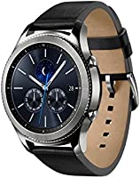 Samsung Gear S3 Classic Smartwatch Stainless Steel