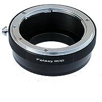Fotasy Nikon Lens to Samsung NX1 NX500 NX3300 NX3000 NX300M NX300 NX2000 NX1000 NX210 NX200 NX30 NX20 NX5 Camera adapter