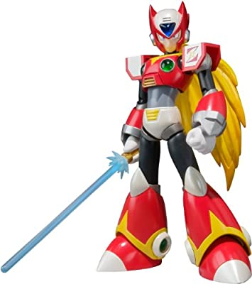 Bandai Zero Type 2 Inches Megaman Inches D-arts by Bandai Tamashii Nations