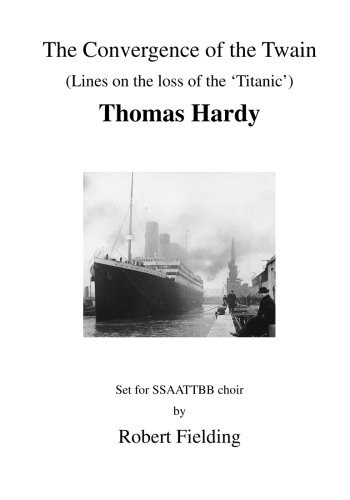 "a review of thomas hardys poem the convergence of the twain As it happens, thomas hardy's poetry is full of similar tales of  that there was  more to hardy than ""the convergence of the twain,"" that rather."