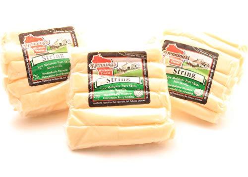 (Henning's String Cheese Sticks 3 Pack)