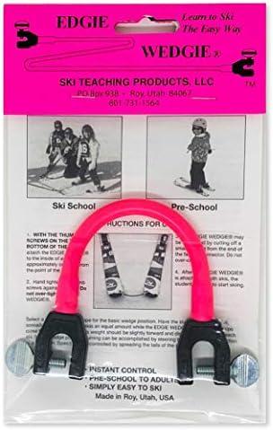 Edgie Wedgie - The Original Kids Ski Tip Connector