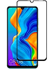 5D Screen Protector For Huawei P30 Lite - Black