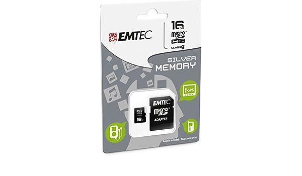 Tarjeta de memoria 16 GB para Huawei Y635 - Micro SD clase 4 + ...