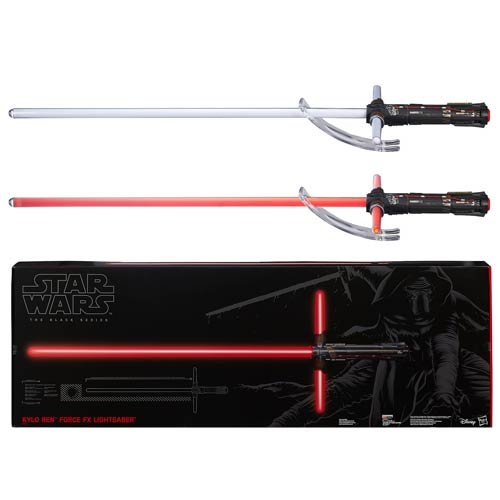 Deluxe Voice Changer (Star Wars: The Force Awakens Kylo Ren Force FX Deluxe Lightsaber Prop Replica)