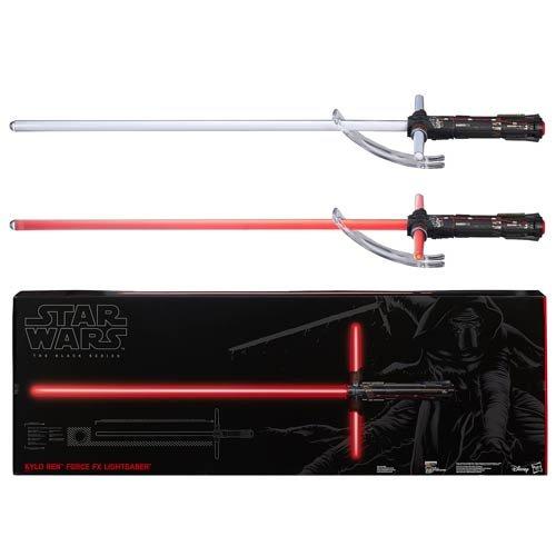 Star Wars: The Force Awakens Kylo Ren Force FX Deluxe Lightsaber Prop Replica