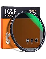 K&F Concept 67mm CPL Filter, Professional Optics Glass Lens Filter Super Slim Multi-Coated Circular Polarizer Filter