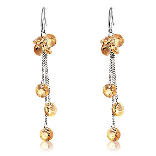 Ab Swarovski Crystal Dangle - 6