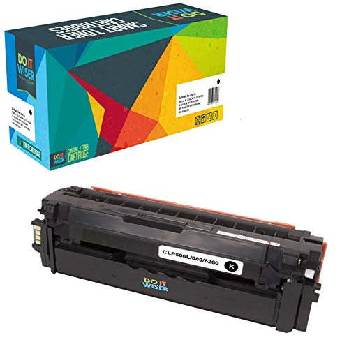 Do it Wiser Compatible High Yield Black Toner Cartridge For
