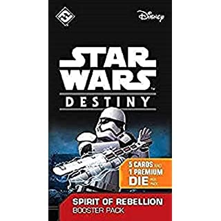 Star Wars Destiny TCG: Spirit Of Rebellion Booster Box