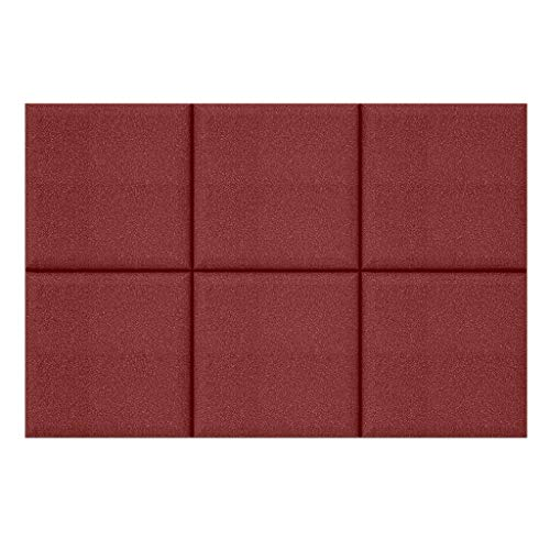 """Vacoustic 6 Pack - Acoustic Studio Foam Round C-Panel 2"""" X 12"""" X 12"""" Sound Absorber Soundproofing Wall Foam Acoustic Panels Noise Reduction Acoustic Treatmen Acoustic Control Sound Dampening"""