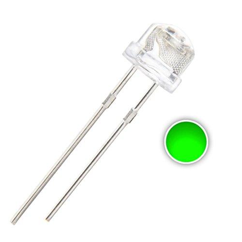 Green Led Hat Light - 8