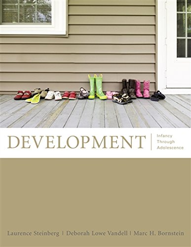 Development: Infancy Through Adolescence (Available Titles CengageNOW)