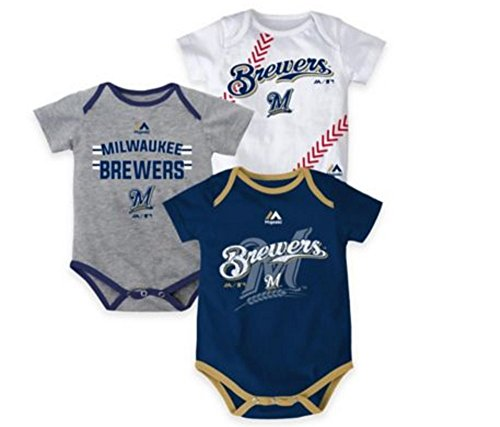 Milwaukee Brewers Baby / Infant