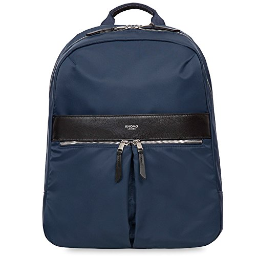 Knomo Luggage Knomo Mayfair Beauchamp Business Backpack, Navy, One Size