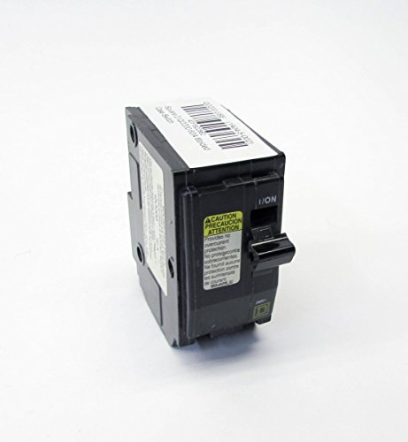 Square D QO200 60A 2P 240V Molded Case Circuit Breaker Switch Series -