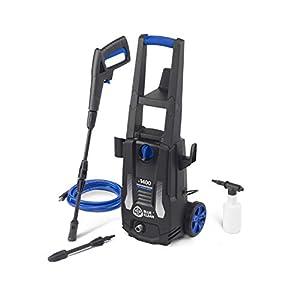 AR Blue Clean e-1400 Nettoyeur Haute Pression (1400 W, 110 bar, 390 l/h)