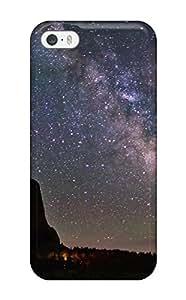Hard Plastic Iphone 5/5s Case Back Cover,hot Dark Mesa Case At Perfect Diy