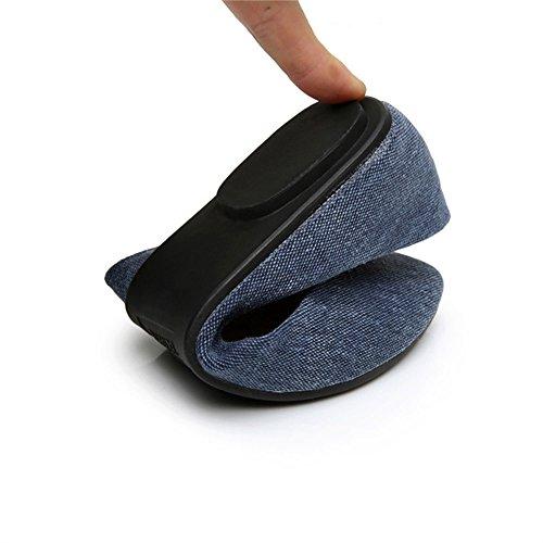 Scarpe Bininbox Da Donna Scarpe Da Punta A Punta Rosse 2 Colori Blu