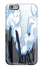 Tpu Shockproof/dirt-proof Gravity Falls Cover Case For Iphone(6)