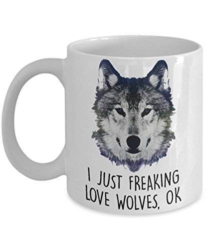 I just freaking love wolves, OK (I Love Puppies Ds Game)