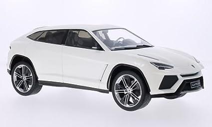 Amazon Com Lamborghini Urus Metallic White 2012 Model Car Ready