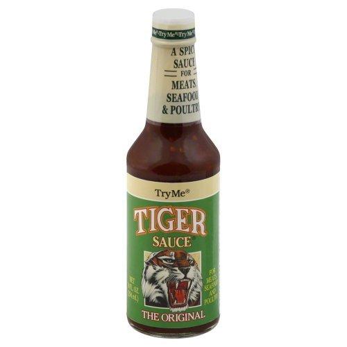 (Tryme Original Tiger Sauce (10Oz ) 1 Bottle)