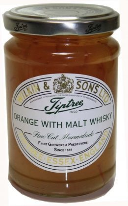 Orange with Malt Whisky (340g) x 2 Pack Deal Saver by Tiptree