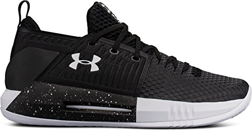 da Low White Drive Black White Basket Scarpe 4 UA Under Armour Uomo 6wHqY