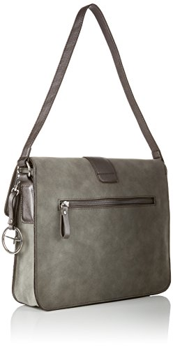 Women's Grey Vina Grey Grau Tamaris Bag Body Comb Cross n7WBax