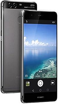 Smartphone Huawei Huawei P9 (Dual SIM, 32GB, Titanium Grey) (Origin EU) HP9TG.EU: Amazon.es: Electrónica