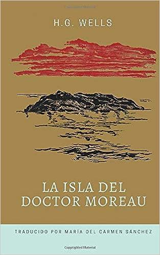 Libro La isla del doctor Moreau, de H. G. Wells - Cine de Escritor