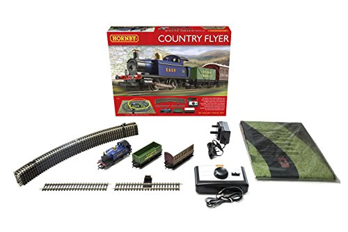 Hornby - Country Flyer Train Set (Hornby Train Sets)
