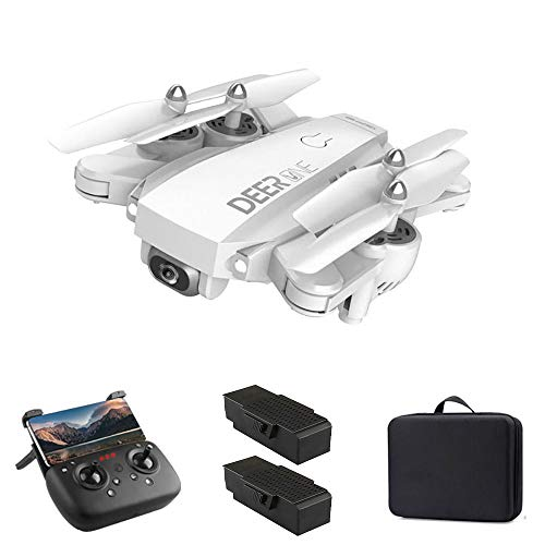 Yxs 5G WiFi FPV GPS Drone, 4K UHD Camera & 1500 Meters Flight RC Quadcoptere, 20+20 Mins Long Flight Time, Level 7 Wind…