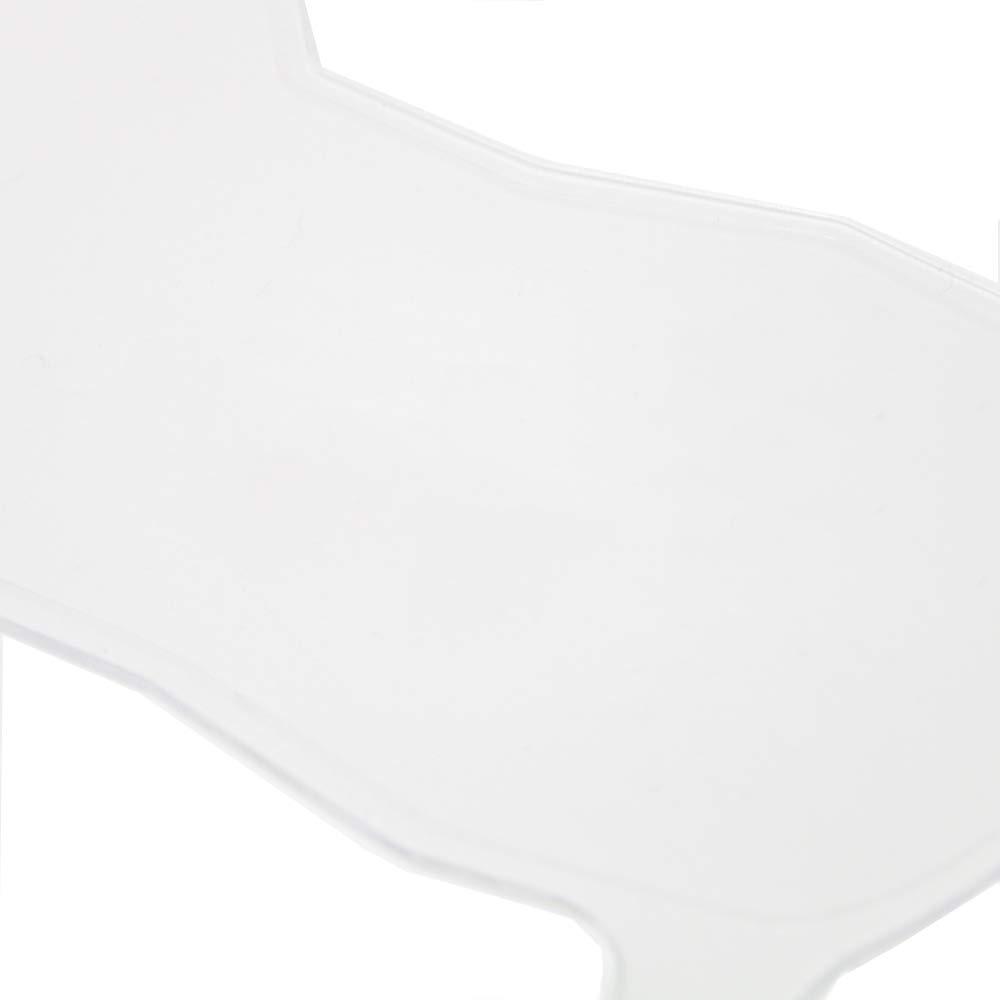 Leslaur Protezione Faro Protezione acrilica Protezione Moto Accessori Moto Protezione Moto Adatta per BMW R1200GS LC ADV 2013-2018