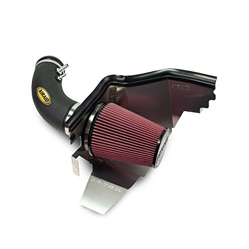 AIRIAD 450-331 Race-Style Cold Air Intake System with Synthaflow Oiled Air Filter ()