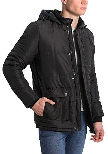 À D'hiver Veste Lima Black Blouson Capuche Homme 70155 D'extérieur Pour Blend pE04xp