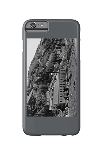 Silverton, Colorado - Exterior View of the Mayflower Mill (iPhone 6 Plus Cell Phone Case, Slim Barely - Mills Colorado