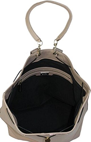 Black Backpack Hobo Lush Luxe Leather qIwAxTpH