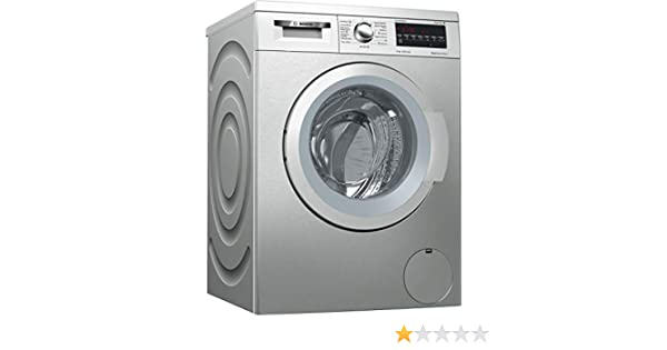 Bosch Serie 6 WUQ2848XES Independiente Carga frontal 8kg 1400RPM A ...